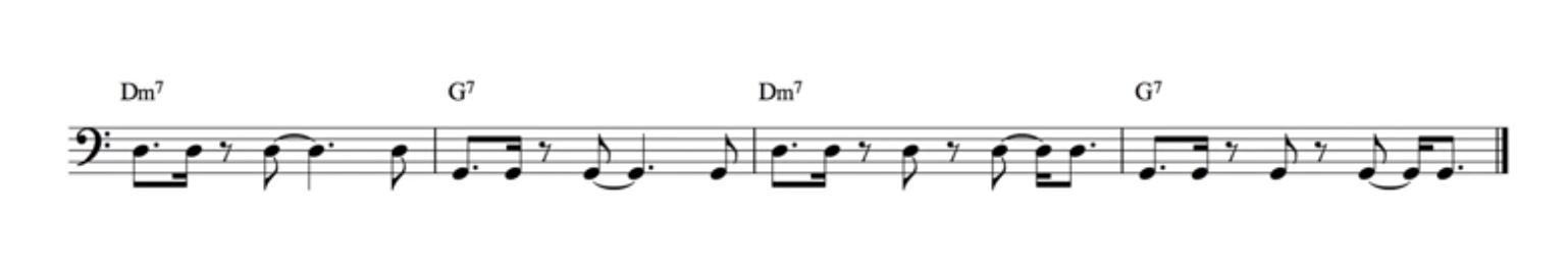 Add rhythm
